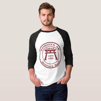 Yokota Air Base Japan Military Brat 1979-1985 T-Shirt