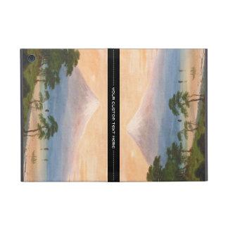 Yokouchi Tasuke Pine Forest at Miho art Case For iPad Mini
