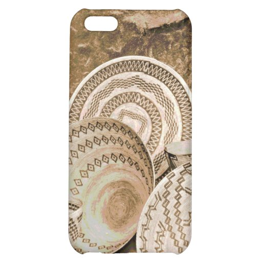 Yokuts Baskets iPhone Case iPhone 5C Covers