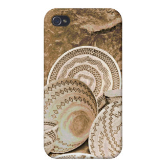 Yokuts Baskets iPhone Case