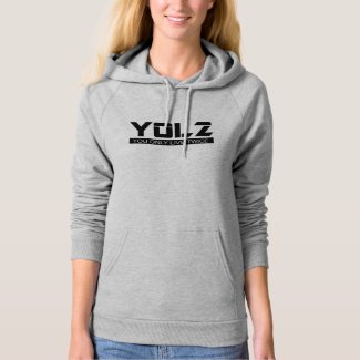 YOL2 You Only Live Twice Quote Black on all Colors