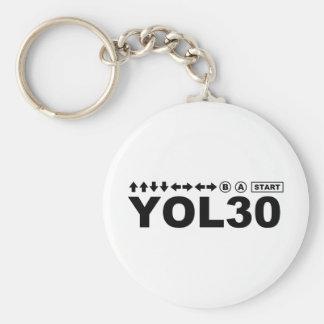 YOL30 KEYCHAIN