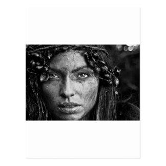 Yolanda Dirty Beautiful Postcard