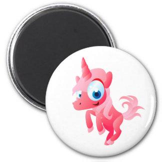Yolanda The Unicorn Fridge Magnets