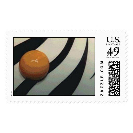Yolk of the Day Stamp