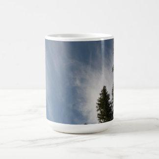 Yolly Bolly Ca Landscape Skyscape Waterscape Coffee Mug