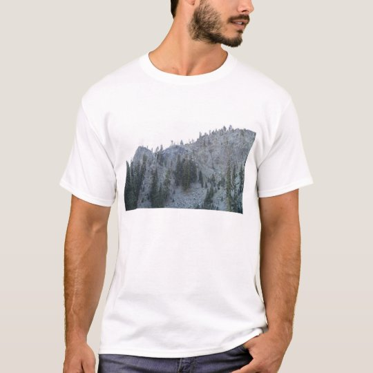 Yolly Bolly Ca Landscape Skyscape Waterscape T-Shirt