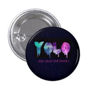YOLO badge... !! Button