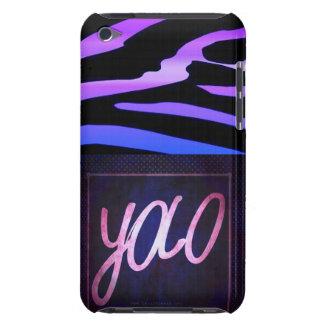 YOLO con la cebra iPod Touch Case-Mate Carcasa