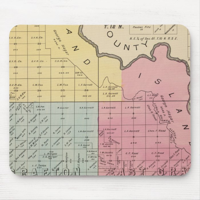 Yolo County 3 Mouse Pad