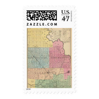 Yolo County 3 Postage