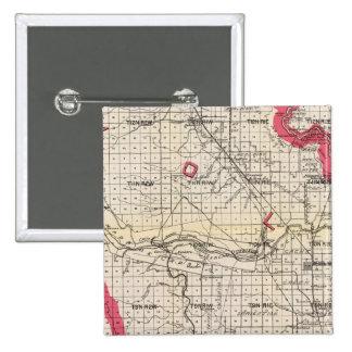 Yolo County, California Pinback Button