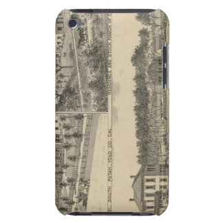 Yolo County farms iPod Case-Mate Case