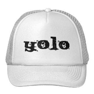 YOLO Custom Hat