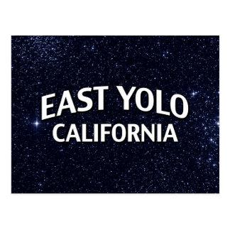 Yolo del este California Postal