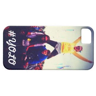 #YOLO - Human Pyramid iPhone 5 Case