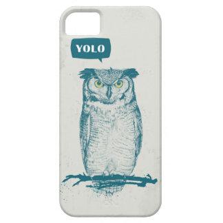 YOLO iPhone 5 CARCASAS