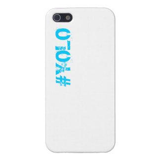 #YOLO iPhone SE/5/5s CASE