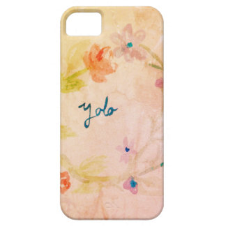 Yolo is Overrated iPhone SE/5/5s Case