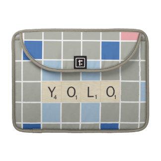 YOLO MacBook PRO SLEEVE