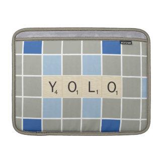 YOLO MacBook SLEEVE