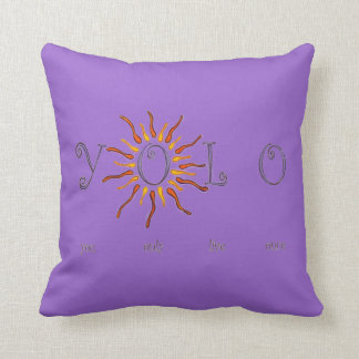 Yolo Pillow