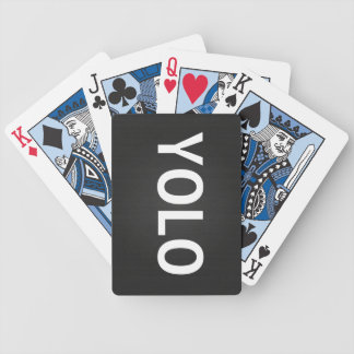 YOLO Playing Cards