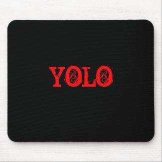 YOLO Production Mousepads