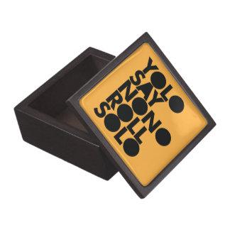 YOLO Roll Solo Filled Keepsake Box