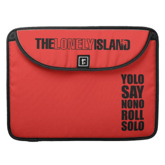 YOLO Roll Solo Sleeve For MacBook Pro