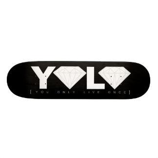 YOLO SKATEBOARD