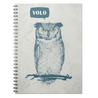 YOLO SPIRAL NOTEBOOK