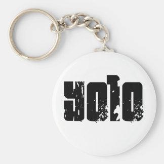 Yolo -- T-Shirt Keychain
