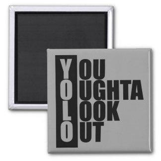 YOLO Vertical Box Magnet