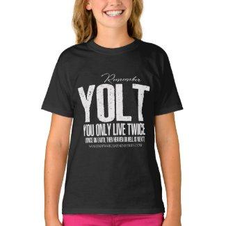 YOLT GIRLS TEE