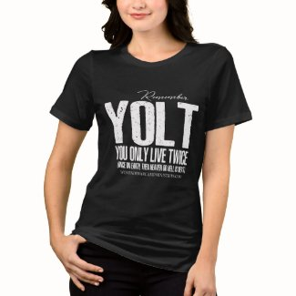 YOLT WOMENS TEE