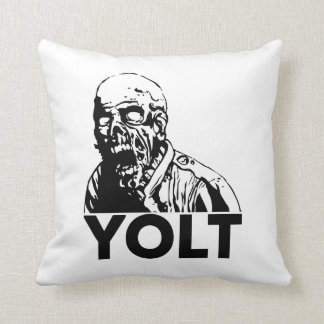 YOLT - You Only Live Twice Cojin