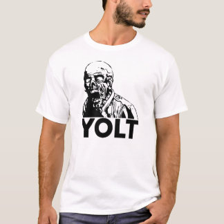 YOLT - You Only Live Twice T-Shirt