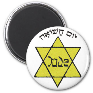 Yom Hashoah Magnet