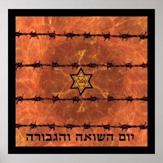 Yom Hashoah Impresiones