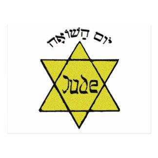 Yom Hashoah Postal