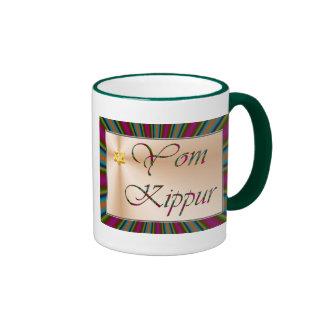 Yom Kippur Jewish Holiday Fasting Judaism Holy Day Coffee Mug