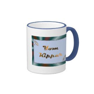 Yom Kippur Jewish Holiday Fasting Judaism Holy Day Coffee Mugs