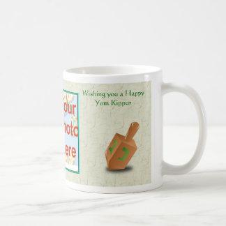 Yom Kippur Jewish holiday photo custom Coffee Mug