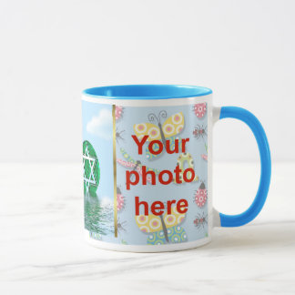Yom Kippur Jewish holiday photo custom Mug