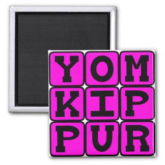 Yom Kipur, día de reparación Iman Para Frigorífico