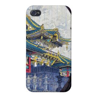 Yomei Gate in Drizzling Rain Shiro Kasamatsu iPhone 4/4S Cover
