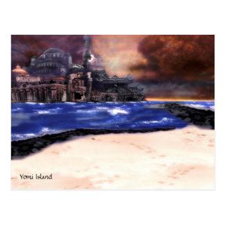 Yomi Island Postcard