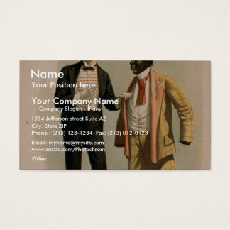 Yon Yonson Business Card