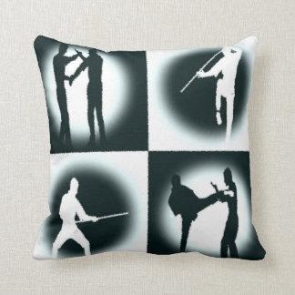 Yong Chun Gong Fu American MoJo Pillow